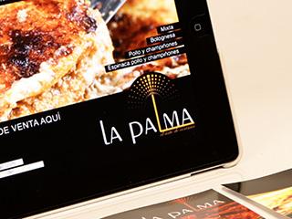 Lasagna La Palma
