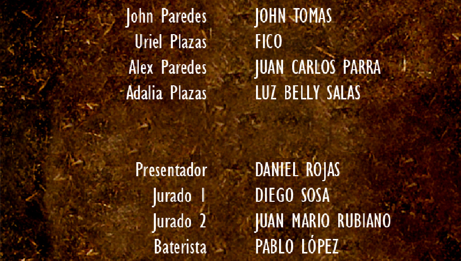 Credits Entre Latas Movie