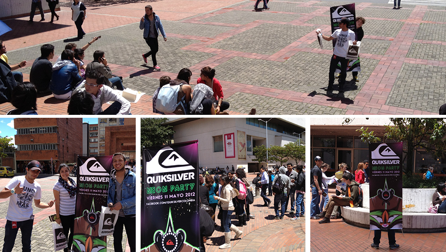 Activation in La Tadeo University
