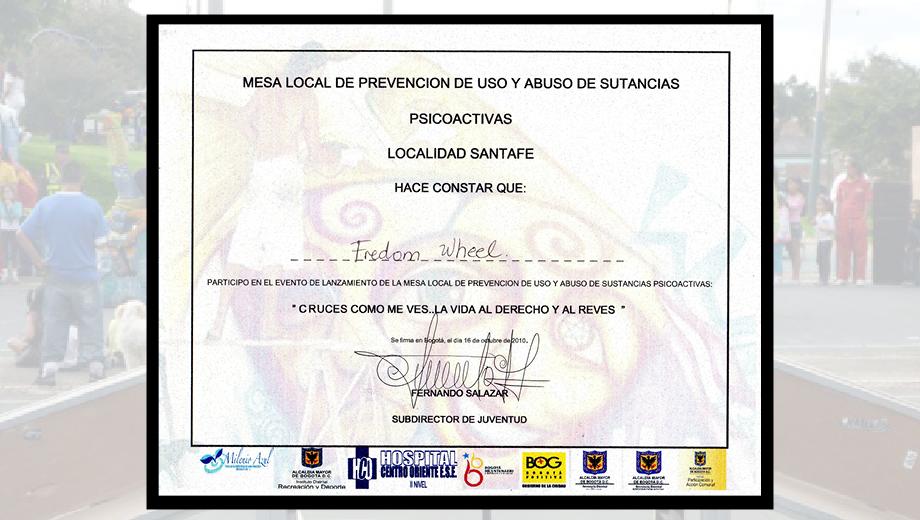 "Exhibitions in ""Las Cruces"" neighborhood"