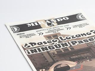 Mirando la U Newspaper